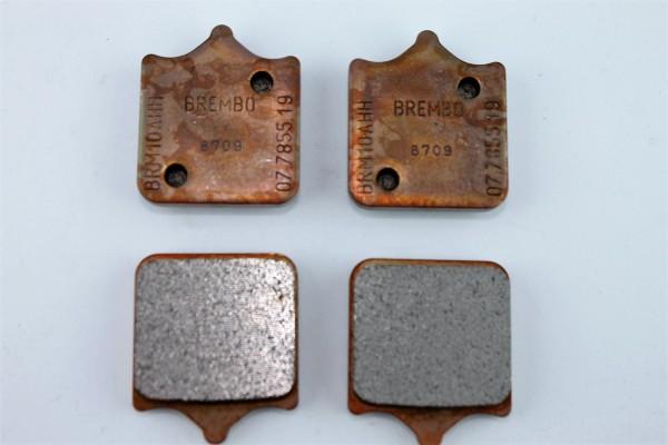 Original BMW Satz Sintermetall Bremsbeläge vorn 34117714800 für S 1000 R + RR bis 2018