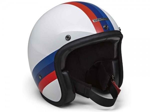 BMW Motorrad Jethelm Helm Bowler Tricolore