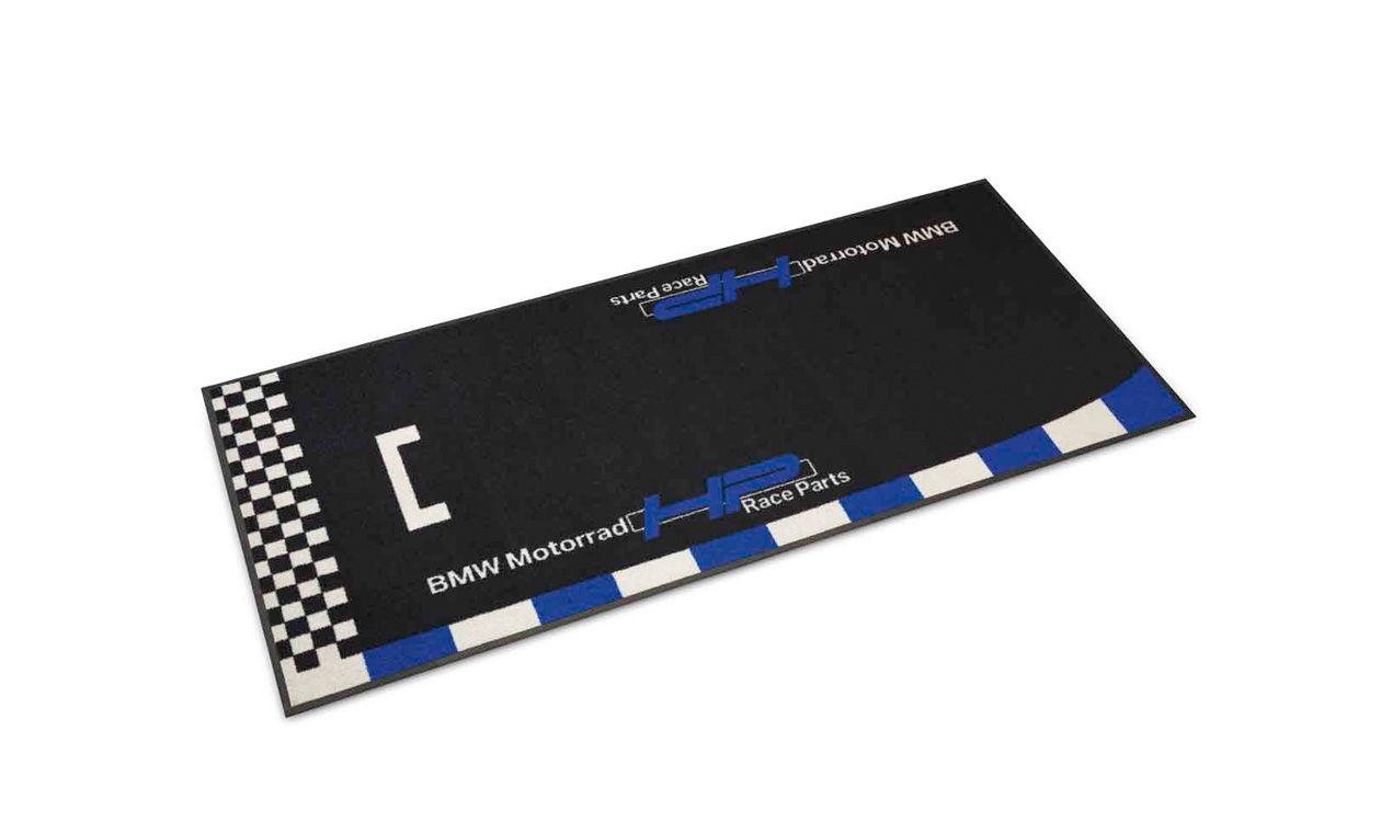 Bmw Original Hp Race Boxenteppich Teppich Unterlegteppich