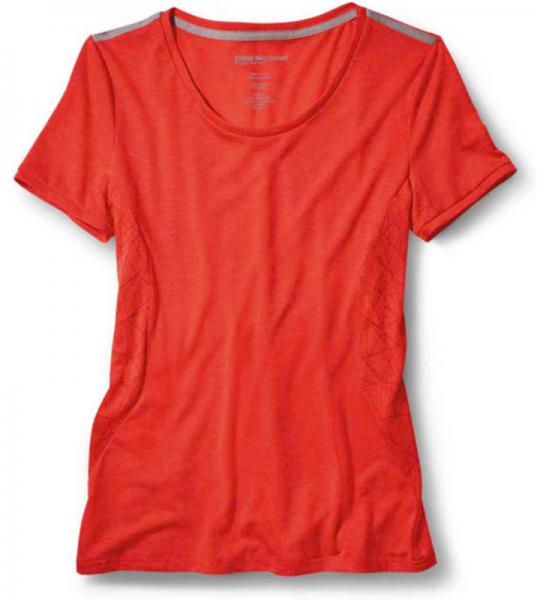 BMW original T-Shirt RIDE Damen XL rot 76238561053