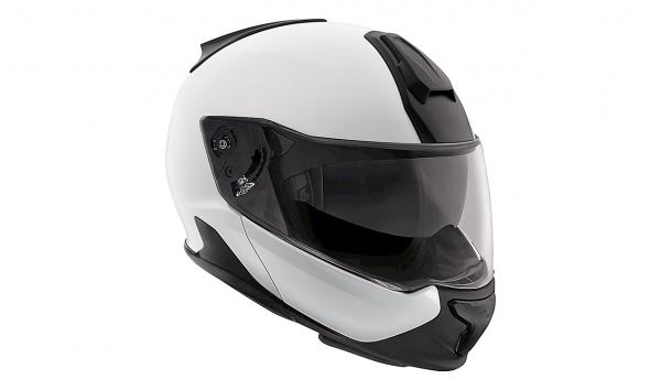 BMW Motorrad Helm System 7 Carbon, light white