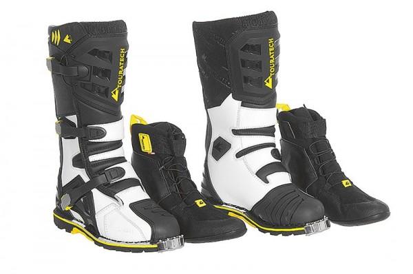 Motorrad Stiefel Touratech Destino Adventure Schuhe Stone POkn0w