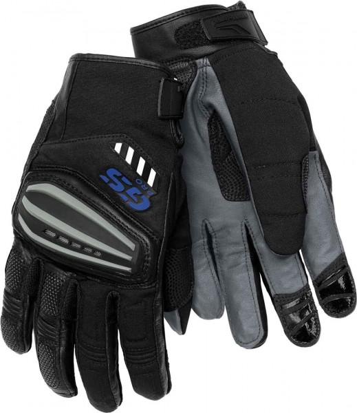 BMW Handschuh Handschuhe Rallye GS schwarz / anthrazit Größe 8-8,5