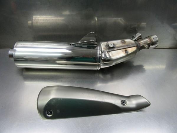 Honda CBF 1000 F original Auspuff ESD Endschalldämpfer Schalldämpfer HM MGJ E1