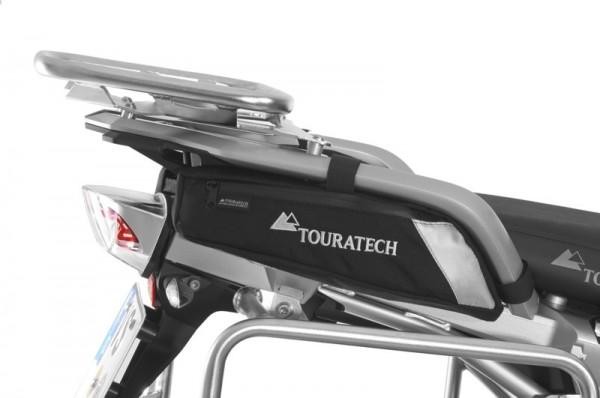 Seitentaschen an Gepäckbrücke für die BMW R1200GS ab 2013