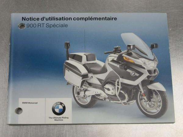 BMW R900RT Bedienungsanleitung französisch Betriebsanleitung R 900 RT