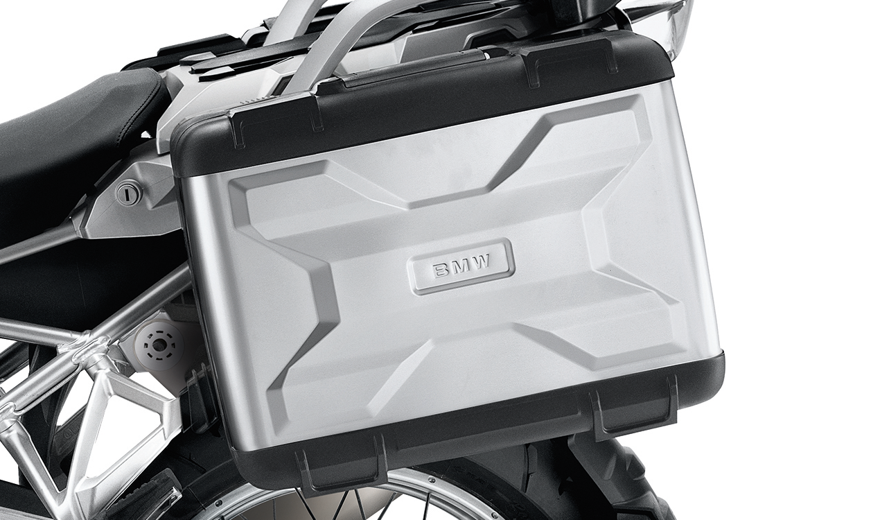 Bmw R1200gs Lc Koffer Variokoffer Links R 1200 Gs