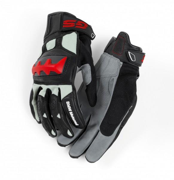 BMW Motorrad Handschuh Rallye schwarz/rot