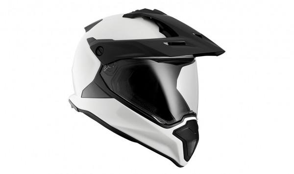 BMW Motorrad Enduro Helm GS Carbon, Light-White