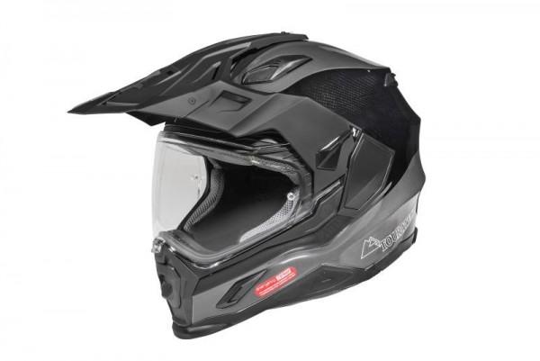 Helm Touratech Aventuro Carbon2 Black