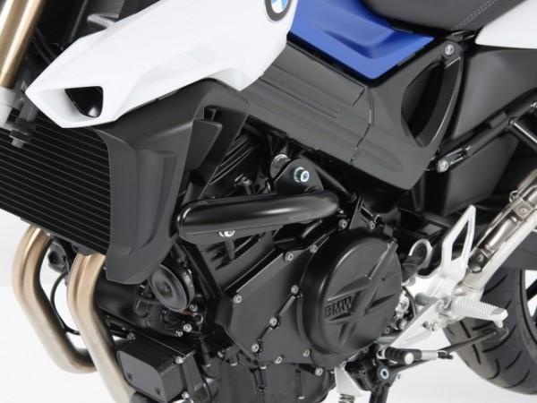 Hepco&Becker Motorschutzbügel schwarz für BMW F 800 R 2015-