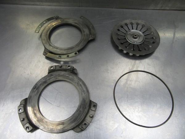 BMW K 75 C RT S Kupplung Tellerfeder Anpressplatte Gehäusedeckel K75 K75RT K75C K75S