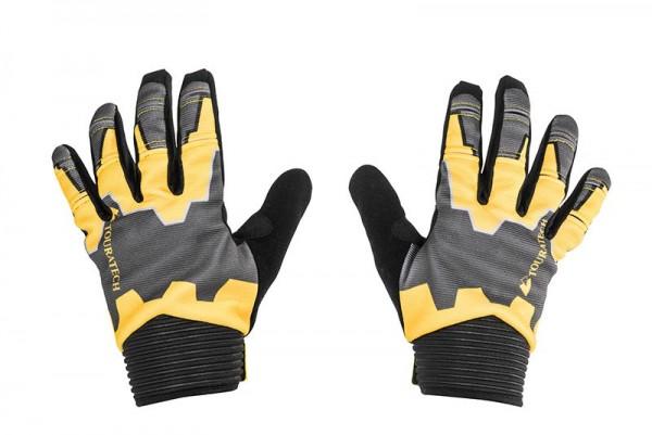 Handschuh Touratech MX-Ride, gelb