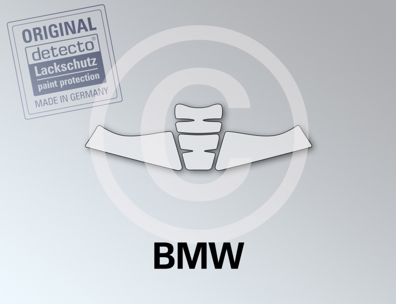 Bmw F800r Ab 09 Lackschutzfolie Set 4 Teilig F 800 R