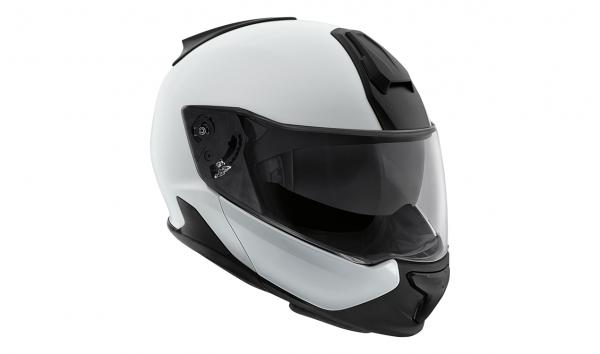 BMW Helm 7 Carbon light-white