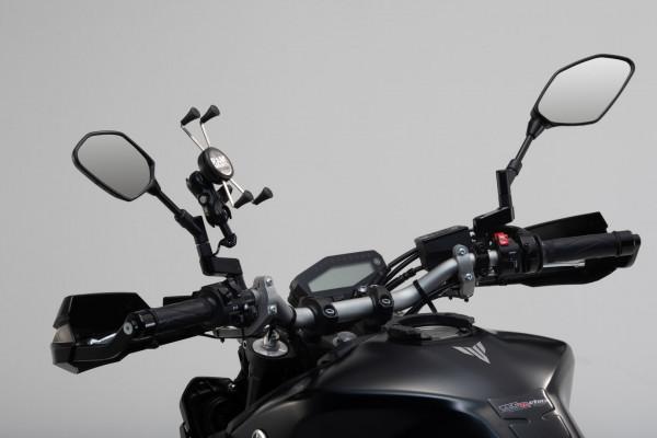 Universal X-Grip-Kit für große Smartphones BMW F 900 R 4R90/4R90r (K83) (19-20)