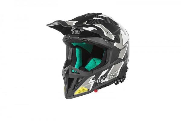Helm Touratech Aventuro EnduroX Stone grau NEU