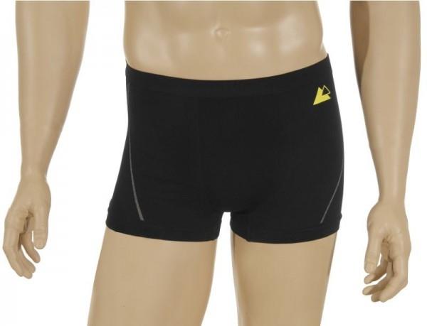 TOURATECH Funktionswäsche Boxer Boxershorts Herren Unterhose schwarz NEU