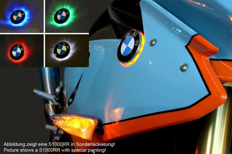 Original BMW Kettenschutz BLUE