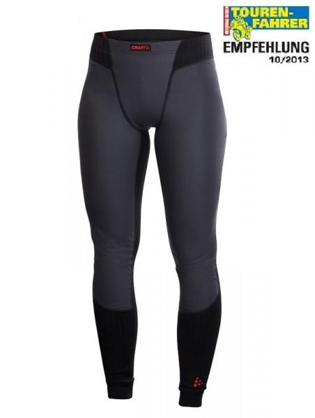 Active Extreme Windstopper Hose für Damen *lang* schwarz Thermohose Größe L