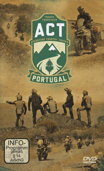 """TOURATECH Video DVD """"ACT Portugal"""""""
