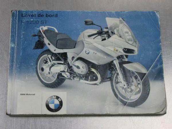 BMW R1200ST Bedienungsanleitung französisch Betriebsanleitung R 1200 ST