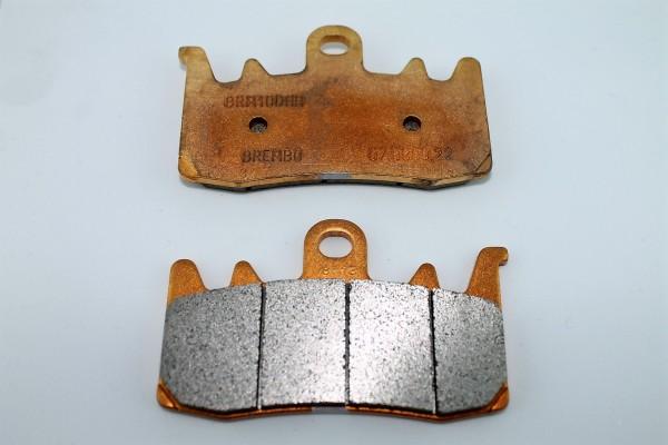 Original BMW Satz Bremsbeläge vorn 34118548028 für R 1200 1250 R RS GS RT LC S100XR F800R