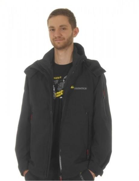 TOURATECH Doppeljacke Jacke by Schöffel Herren schwarz NEU