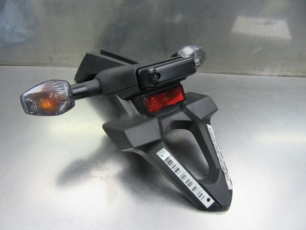 Honda CBR1000RR original Kennzeichenhalter Kennzeichenplatte mit Blinker CBR 1000 RR