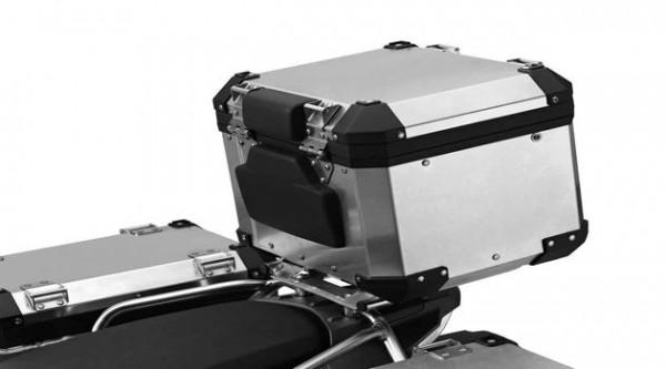 BMW R1200GS Adv Satz Rückenpolster für Alutopcase Topcase schwarz NEU R1200GS LC Adv.