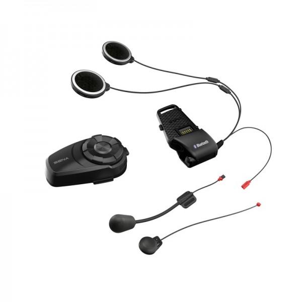 Headset Sena 10S Bluetooth - Kommunikationssystem Sprechanlage Einzelset