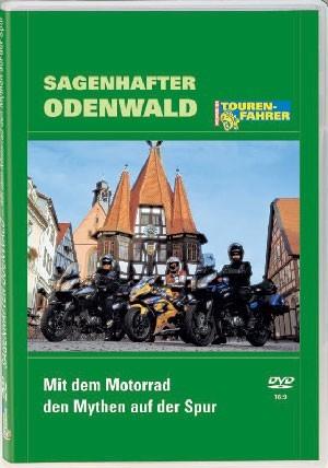 Video DVD Odenwald - Tourenfahrer
