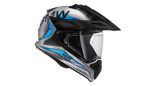 bmw enduro casco gs carbon trophy talla 60 61 ebay. Black Bedroom Furniture Sets. Home Design Ideas