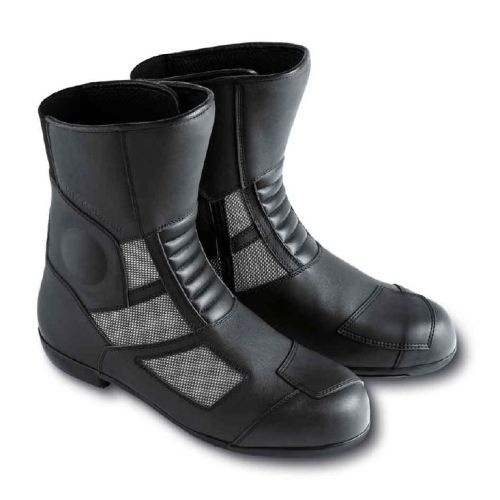 bmw motorcycle boots motorcycle boots airflow 3 schwarz ebay. Black Bedroom Furniture Sets. Home Design Ideas