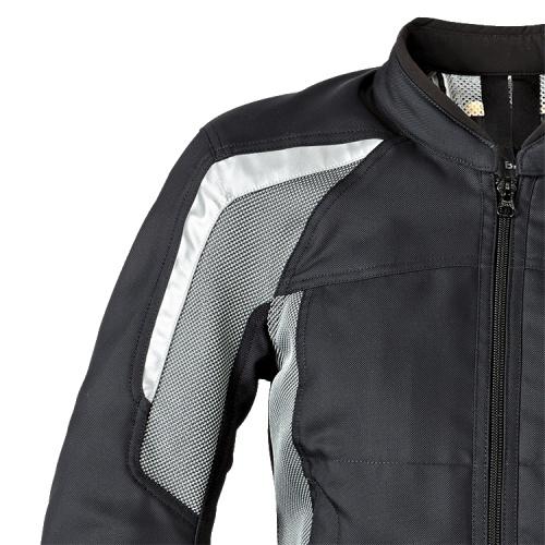 bmw motorrad jacke motorradjacke sommerjacke airflow damen schwarz neu ebay. Black Bedroom Furniture Sets. Home Design Ideas