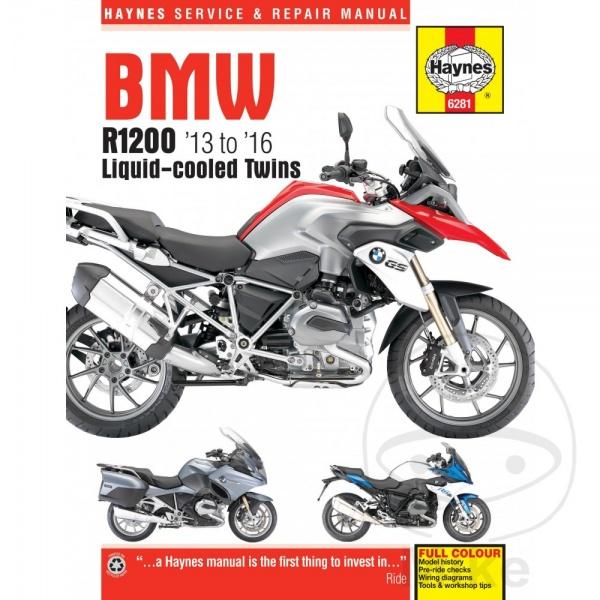 Bmw R1200gs Lc Repair Manual Bmw R1200 Rs R Rt Lc