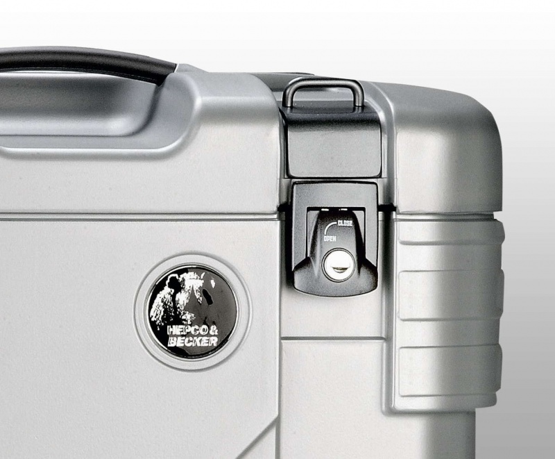 Details about Hepco & Becker Carry Hook for Gobi Side Case Suitcase